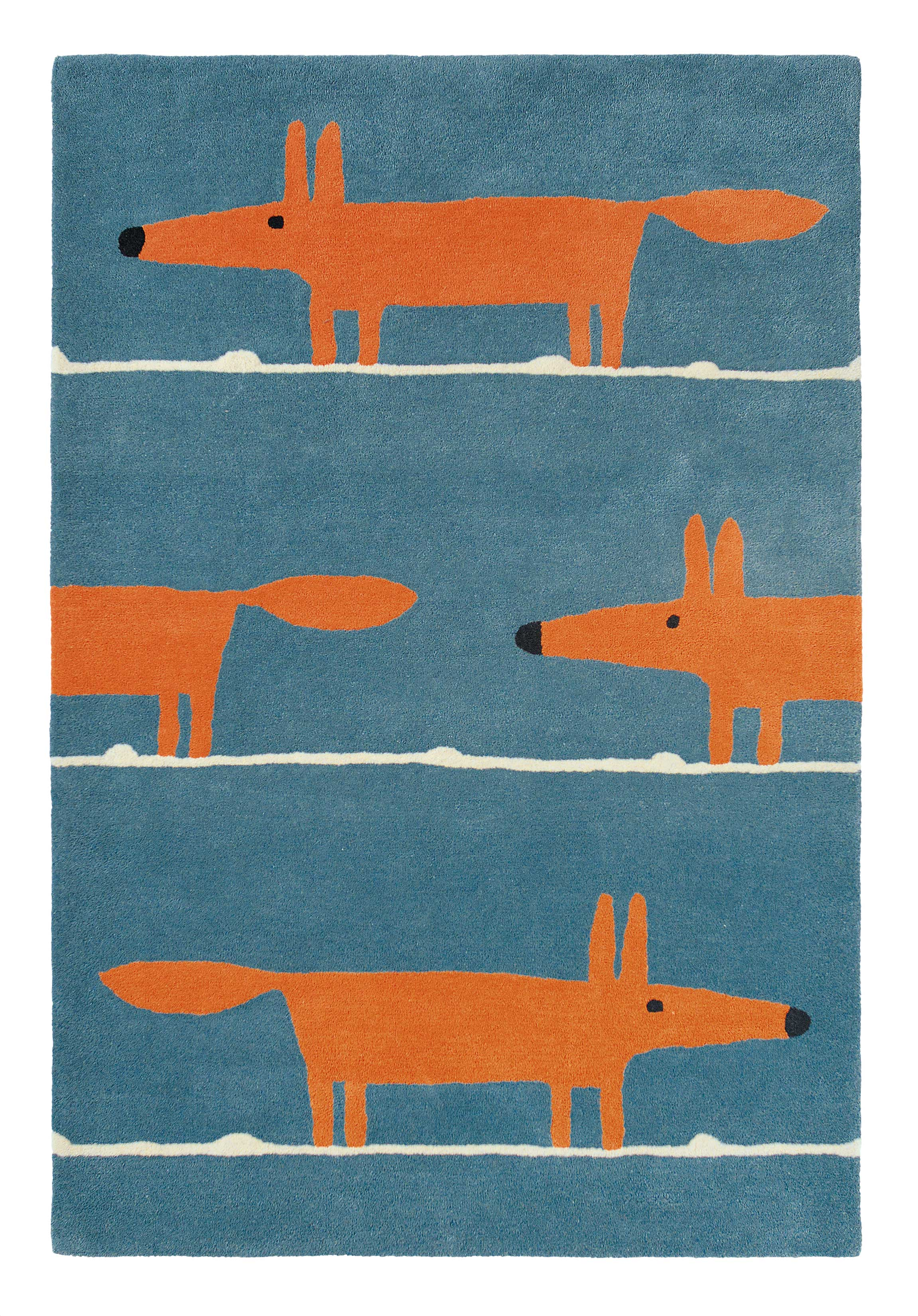 Mr Fox denim