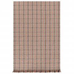 Garden Layers Tartan Terracotta