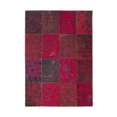 Patchwork Red 8014